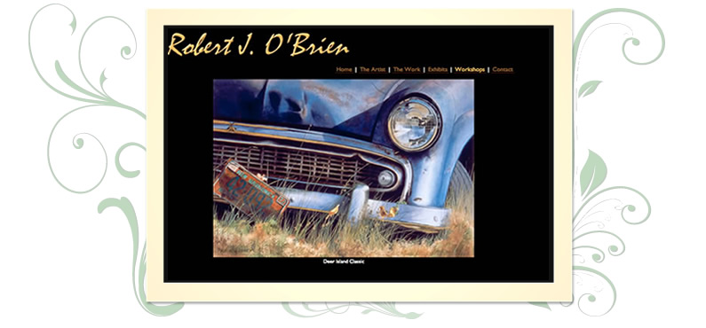 Robert J. O\'Brien Watercolors