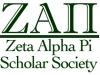 ZAP Scholar Society